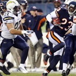 Chicago Bears at San Diego Chargers